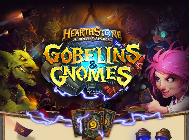 Hearthstone : l'extension Gobelins et Gnomes est déployée !<br />
