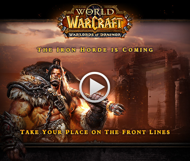 World of Warcraft: Warlords of Draenor - Cinematic and Launch Date Announcement