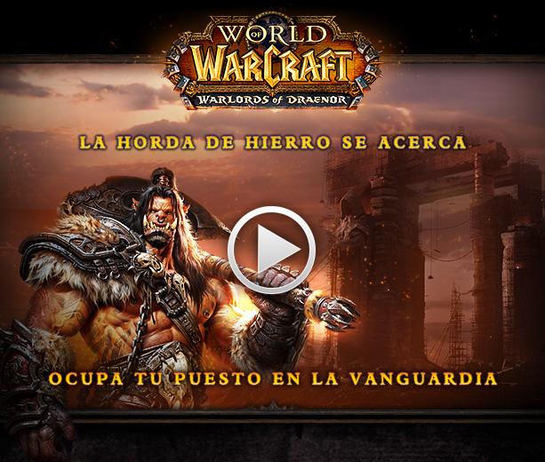 World of Warcraft: Warlords of Draenor - Cinemática y fecha de lanzamiento