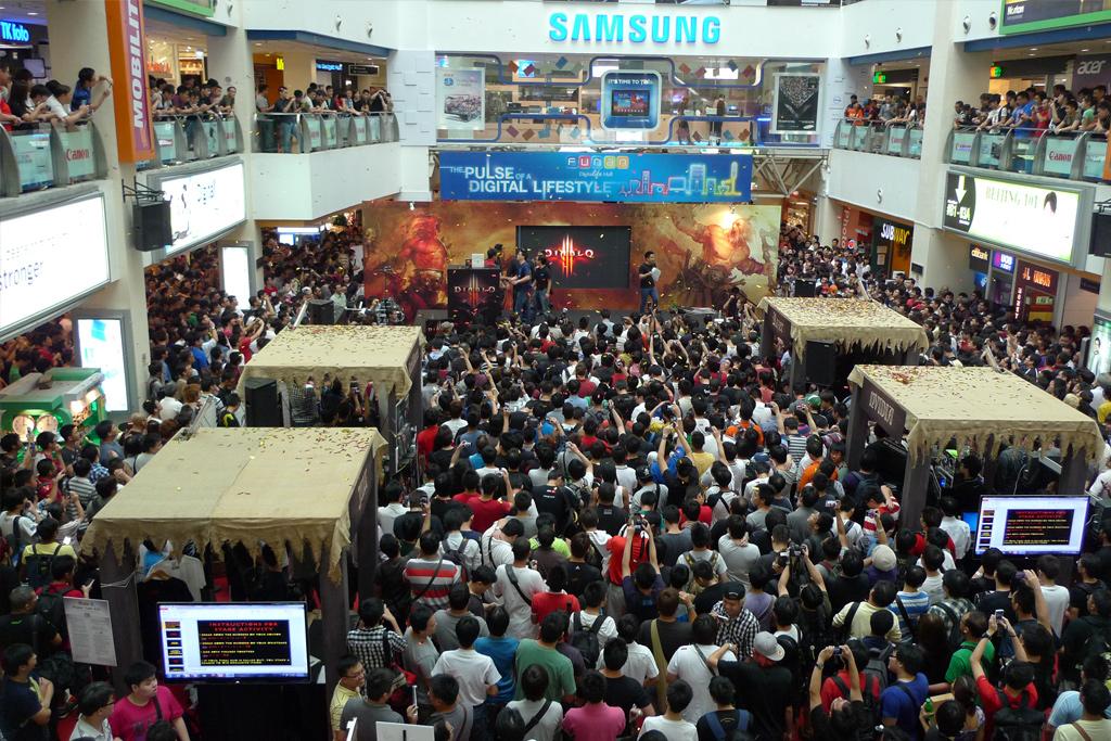 Bewertungen für Blizzard Entertainment