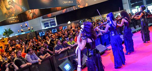 Live Music at gamescom 2013