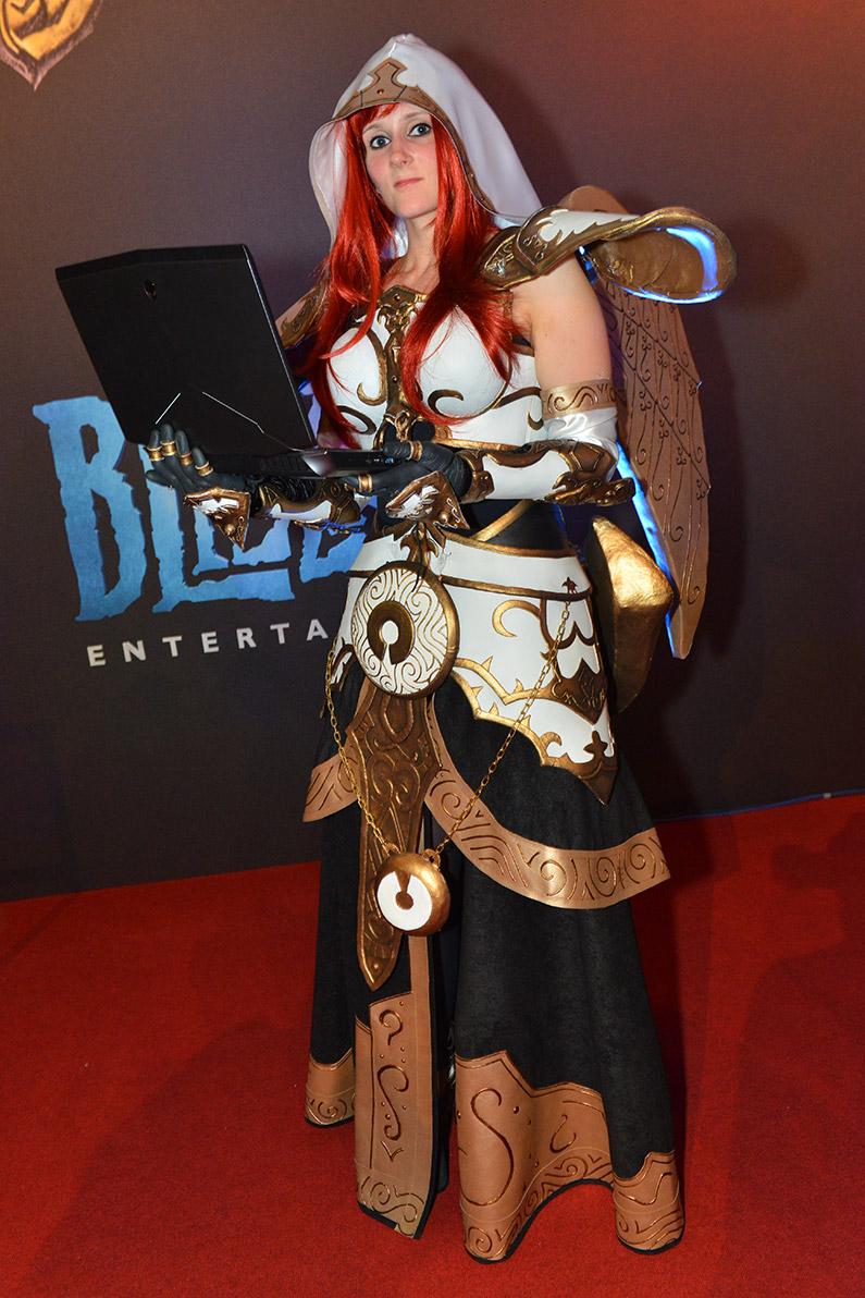 gamescom 2013 Costume Contest Winners - Diablo III