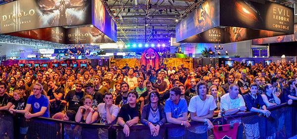 La gamescom 2013 ferme ses portes