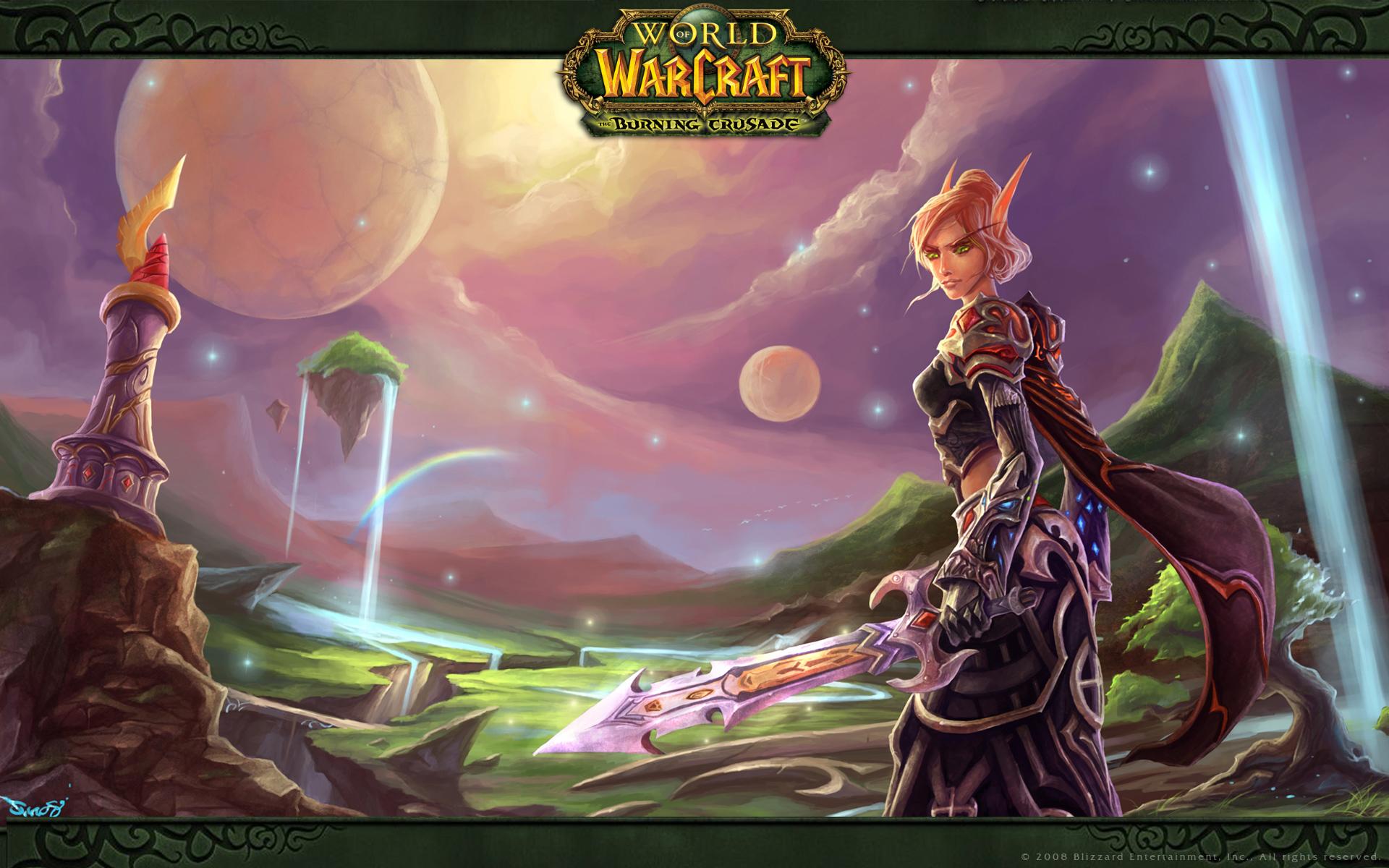 World Of Warcraft Wallpaper 1920 X 1080 Wallpaper 46938