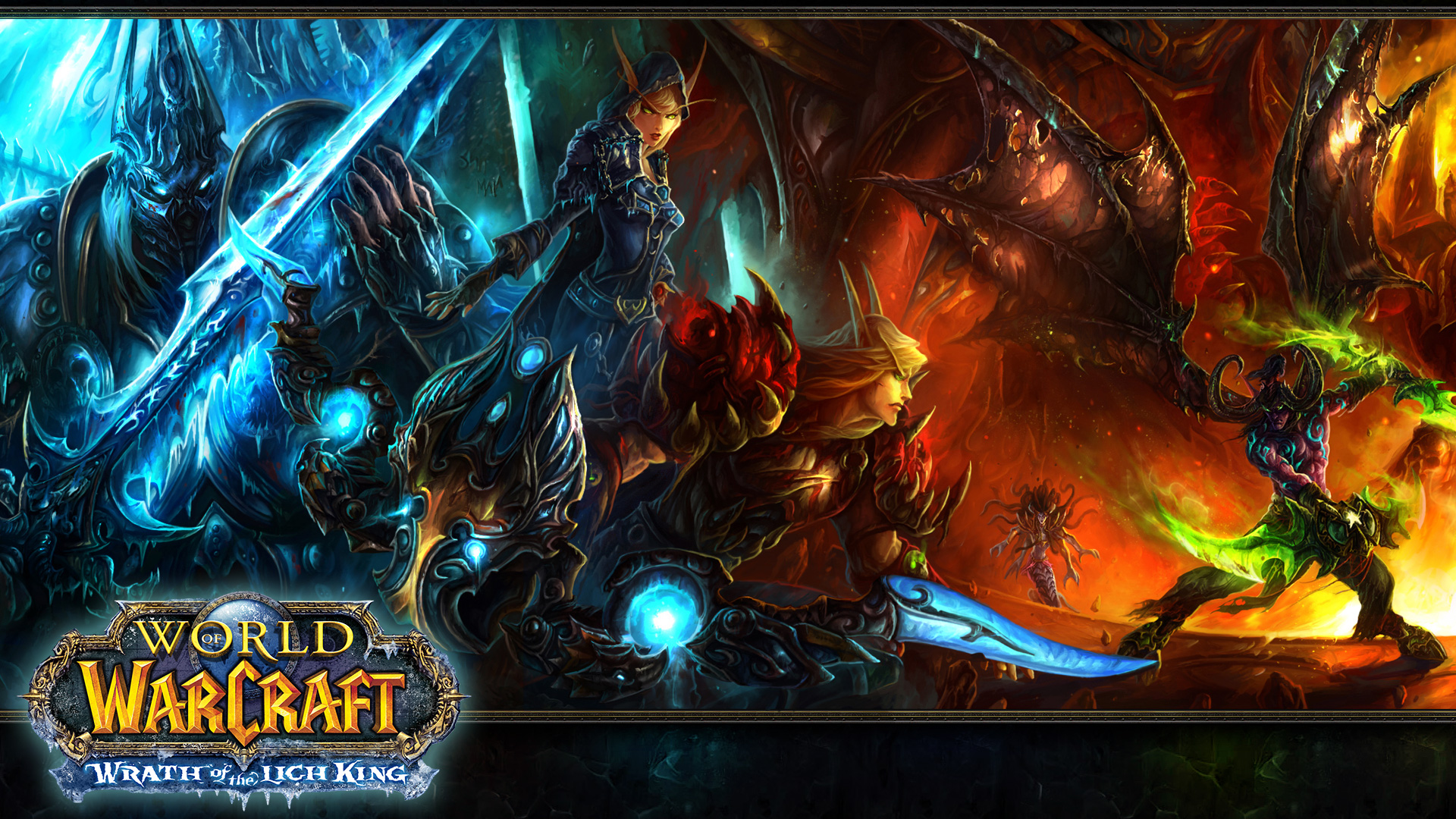 wallpaperworld of warcraft - photo #8